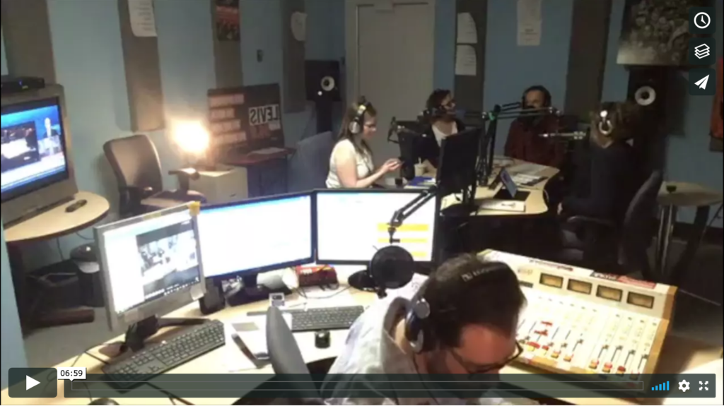 Interview Radio Québec – CJMD 96.9 FM Lévis